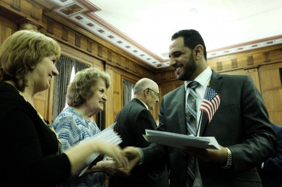 November Naturalization Ceremony For New U S  Citizens | The