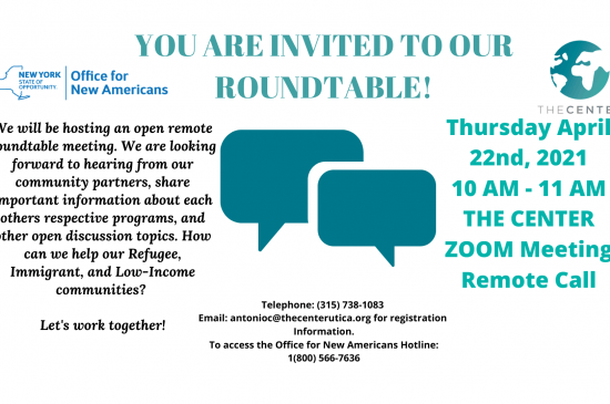 Flyer Roundtable Discussion 4 22 21
