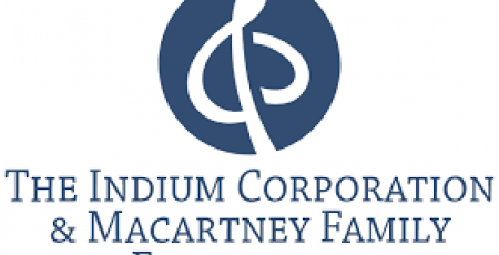 Indium Corporation and Macartney Family Foundation Image v2