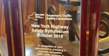 New York Highway Safety Symposium Award