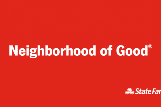 Statefarm good neighbor grant program